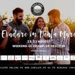 Evadare în Dealu Mare – o premieră cu valoare de exemplu în turismul viticol și în vinul românesc